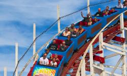 Fericirea ca un roller-coaster